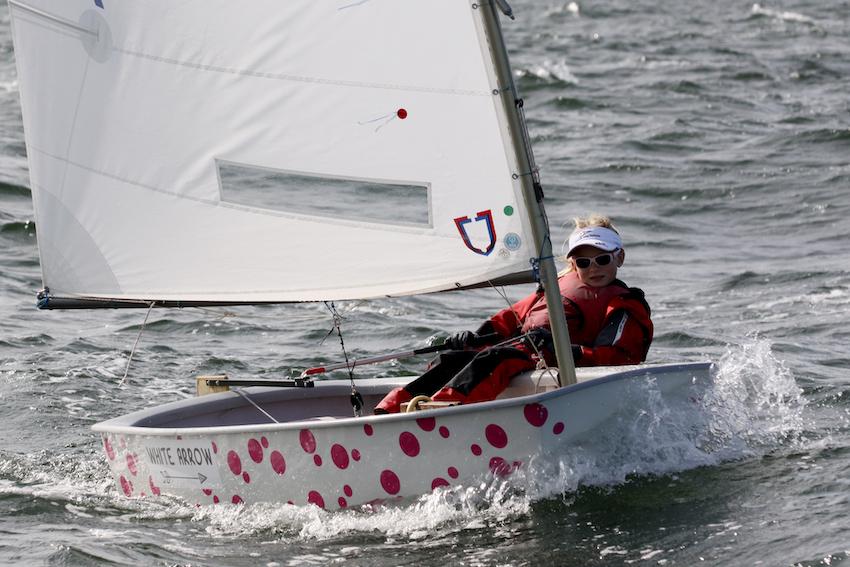 Mezinárodní mistrovství Polska třídy Optimist