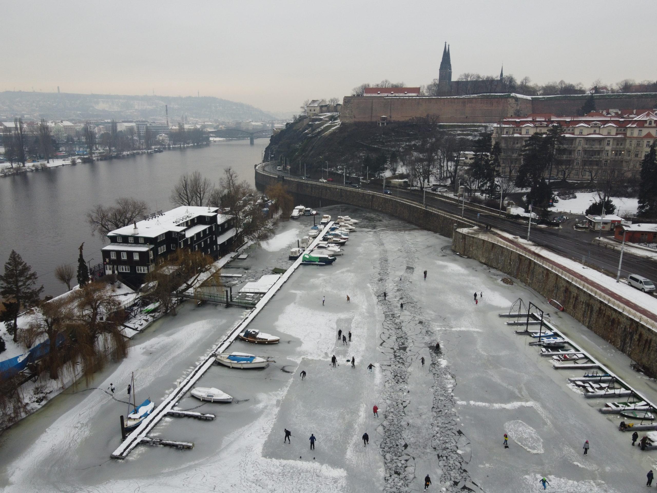 Zima v ČYKU